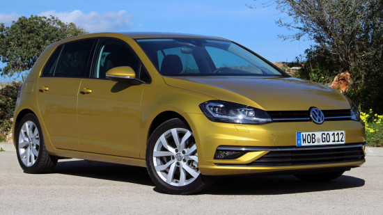 Volkswagen Golf 7 (2018-2019)